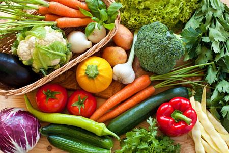Locul 5 la productia de legume in lume