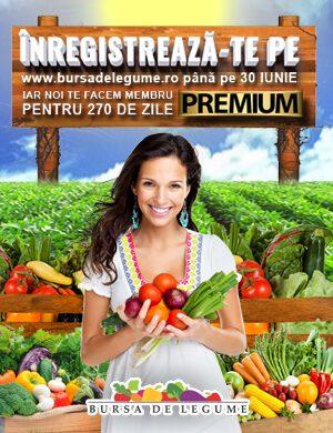 Membru Premium bursa de Legume